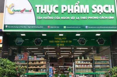 CleverFood: Thực phẩm sạch NGON nhất tại Hà Nội