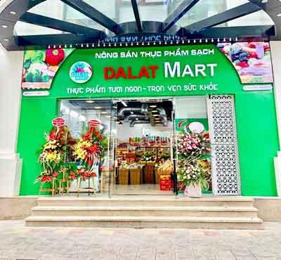 Hệ thống siêu thị Dalatmart