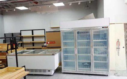Lựa chọn tủ mát tủ đông nào cho siêu thị cửa hàng thực phẩm sạch