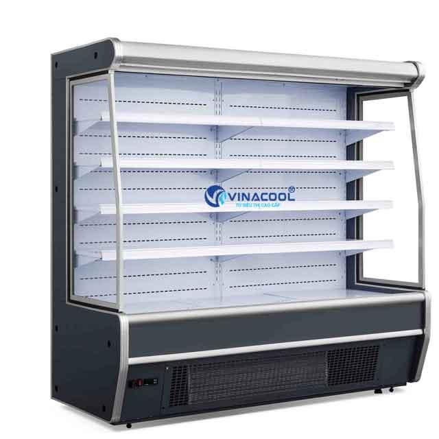 Tủ mát không cửa Vinacool mẫu mới