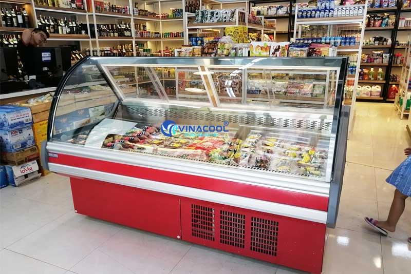 tủ trưng bày thực phẩm tươi SHG-2000F
